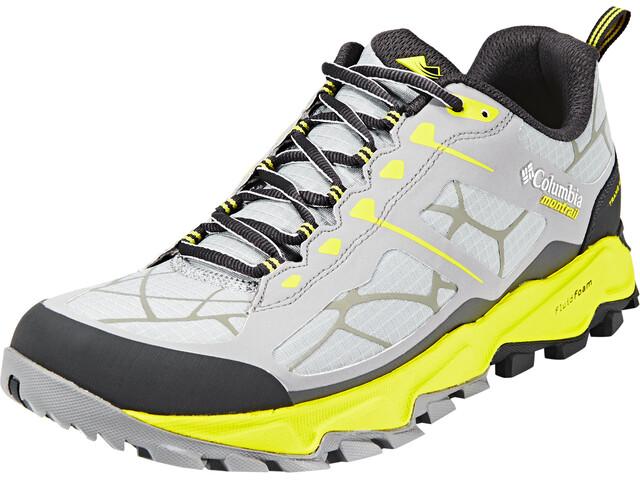 Columbia Trans Alps II Shoes Herren light grey/zour